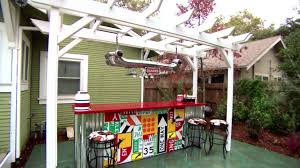 Outdoor Kitchen And Bar Design Ideas | DIY 16 Smart And Delightful Outdoor Bar Ideas To Try Spanish Patio Pool Designs Pictures With Outstanding Backyard Creative Wet Design Image Awesome Garden With Exterior Homemade Cheap Kitchen Hgtv 20 Patio You Must At Your Bar Ideas Youtube Best 25 Bar On Pinterest Bars Full Size Of Home Decorwonderful And Options Roscoe Cool Grill