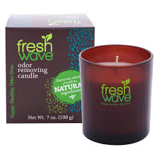 Amazoncom Fresh Wave Odor Removing Candle 7 Oz Health Personal