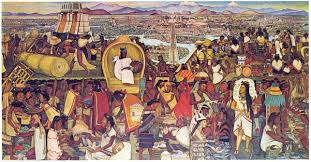 Diego Rivera Rockefeller Mural by Dynamic Drawing Archive The Detroit Industry Fresco Cycle By