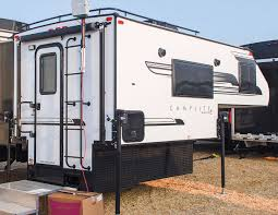 100 Camplite Truck Camper For Sale CampLite 86 Ultra Lightweight Floorplan Livin Lite