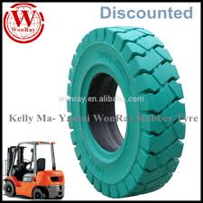 100 Kelly Truck Tires Factory Supply Forklift Solideal 70012 70012 82515 100020