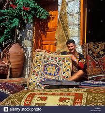 TURKISH CARPET SELLER IN MARMARIS