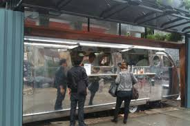 100 Airstream Food Truck For Sale Lightly Used Burg Trailer Restaurant Eater NY