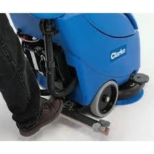 Clarke Floor Scrubber Pads by Clarke Vantage 17 Inch Electric Floor Scrubber