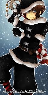 Halloween Town Sora by Christmas Town Sora By Cooro Kun On Deviantart