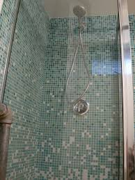 Handyman Doye: Open Look For A Small Space: Glass Tile Shower Bathroom Tub Shower Tile Ideas Floor Tiles Price Glass For Kitchen Alluring Bath And Pictures Image Master Designs Paint Amusing Block Diy Target Curtain 32 Best And For 2019 Sea Backsplash Mosaic Mirror Baby Gorgeous Accent Sink 37 Cute Futurist Architecture Beautiful 41 Inspirational Half Style Meaningful Use Home 30 Nice Of Modern Wall Design Trim Subway Wood Bathrooms Seamless Marble Surround
