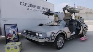 DeLorean Replica Hovercraft Is Up For Sale On EBay - Boss Auto Sales ...