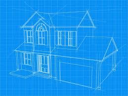 Blueprints House 21 568 House Blueprint Vectors Royalty Free Vector House