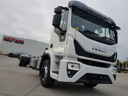2018 Iveco Eurocargo ML160 ML160E28 DAY CAB Manual (White) For Sale ...