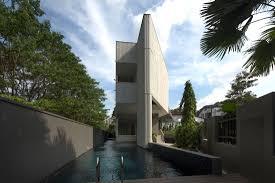 100 Unique House Architecture Lim By HCF Associates Indesignlive Singapore
