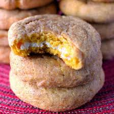Pumpkin Cheesecake Snickerdoodles by Passion Fruit Cake With Popping Candy Recipe