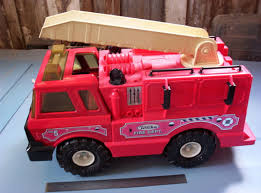 100 Tonka Fire Rescue Truck Large No 5 Hasbo 1999 Item 90219 On PopScreen