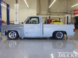 Lowering A 1973-1987 Chevrolet Truck - Hot Rod Network