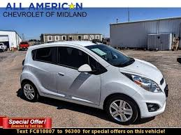 Used Cars for Sale at All American Chevrolet of Midland