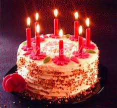Trend Happy Birthday Cakes With Candles 79 Happy Birthday Cake With Name