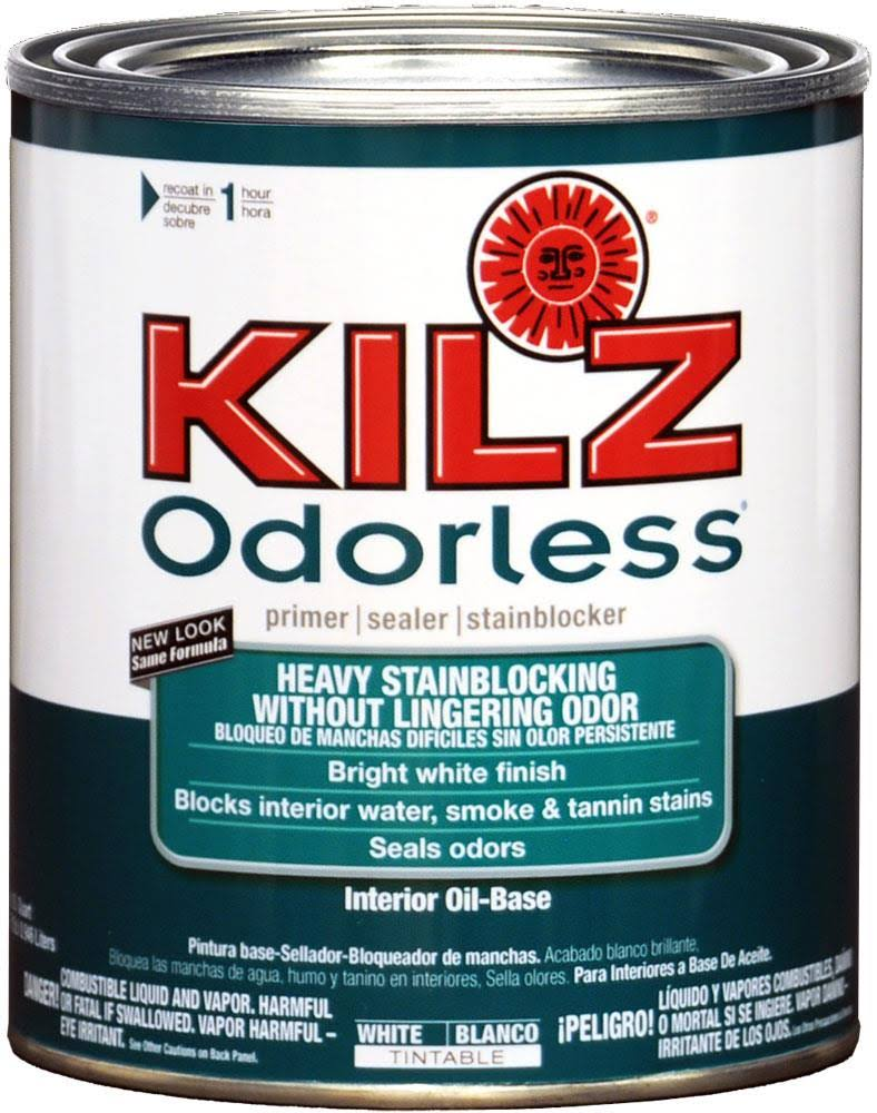 Masterchem Kilz Odourless Interior Oil Based Sealer Primer & Stain
