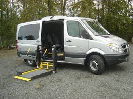 Used Wheelchair Minivans Van Conversion Seattle Handicap Disabled Minivan Specs Models