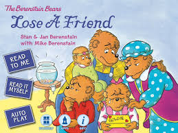 The Berenstain Bears Christmas Tree Book by The Berenstain Bears Lose A Friend For Ipad Digital Storytime U0027s