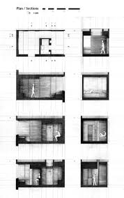 bureau d architecture li鑒e 44 best 表現 images on architecture drawings