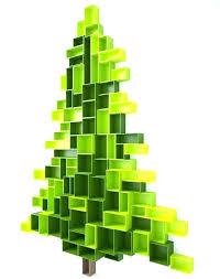 Christmas Tree Shelf Cubit Configuration Windswept Oak Bookcase