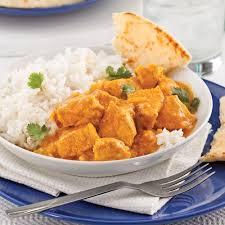 cuisine indienne poulet cari de poulet à l indienne et riz basmati recettes cuisine et