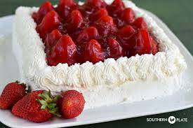 That AMAZING Strawberry Cake