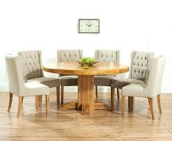 Round Dining Table Sets For 6 Room Tables Beautiful