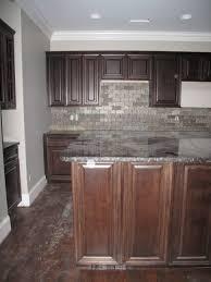 Kitchen Backsplash Ideas With Dark Wood Cabinets by Kitchen Backsplashes Kitchen Backsplash Ideas White Cabinets