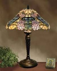 Tiffany Style Lamps Vintage by 2324 Best Antique Style Lamp Images On Pinterest Glass Lamps