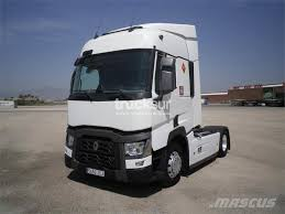 Used Renault T460 SLEEPER CAB Tractor Units Year: 2015 Price ...