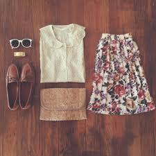 Love The Vintage Feel Of This Ensemble Great Outfit For A Vintage