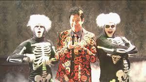 Youtube Hey Jimmy Kimmel Halloween Candy 2014 by Tom Hank As David S Pumpkins Snl Https Www Youtube Com Watch