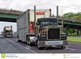 Mothers Day Truck Convoy In Lancaster Pennsylvania Editorial Stock ...