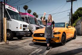 100 Coolhaus Food Truck The Ford Mustang Is So Cool It Has Its Own Ice Cream AutoGuidecom