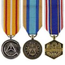 cap awards decorations vanguard