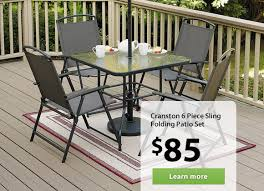 Patio swing sets walmart Outdoor furniture Design and Ideas