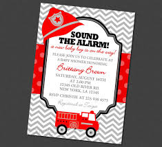 Sound The Alarm Firetruck Baby Shower Invitation Firefighter | Etsy Fire Truck Baby Shower Invitation Etsy Thank You Card Decorations Ideas Barksdale Blessings Firefighter Invitations Unique We Still Do New Cards For Theme Babyshower Cakecentralcom Truckbaby Shower Cake Fighter Boy Pinterest The Queen Of Showers Dalmations Firetrucks Cake Queenie Cakes