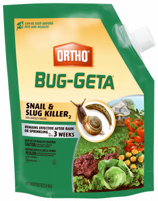 Ortho Bug-Geta Snail and Slug Killer - 2 lb
