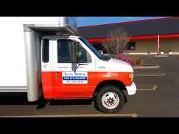 U HAUL Box Truck Converted As A Stealth RV Camper