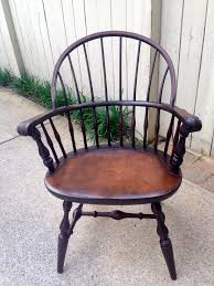 Nichols And Stone Windsor Armchair by Antique Nichols U0026 Stone Chair Restored By Pops Restorations Java