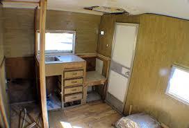 1971 Shasta Camper Makeover