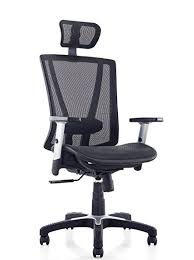 Tempurpedic Desk Chair Amazon by Amazon Com Ergomax Fully Meshed Ergo Office Chair With Headrest