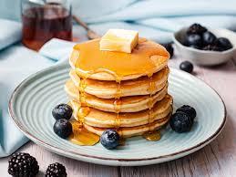 pancake teig das fluffige grundrezept lecker