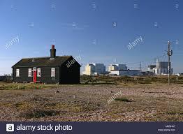 100 Rubber House Dungeness Shingle United Kingdom Stock Photos