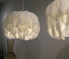Awesome DIY Feather Pendant Light This Would Look In A Nursery