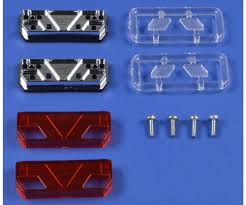 1:14 Trailer Taillights 7-sections (2) - Truck/Trailer Accessories ... Dodge Ram 2500 3500 Anzo 861091 Led Cab Lights Truck Trailer Tractor Car Three Amazoncom Partsam 2x Redwhite 39 Stop Turn Tail Stud Chrome Accsories Trim For Cars Trucks Suvs Caridcom Westin Automotive Headache Racks Protectos Light Bars Magnum Strobe Lighting Vehicle Warning Pack Lights Accsories For Truck Mod Euro Simulator 2 Mods Jd Red Lens After Market Oled 0914 Recon Oval Phoenix P1 Clearance Marker Elite