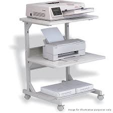 Balt Dual Laser Printer Stand Model KAT 2 B&H