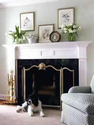 Fireplace Mantel Decorating Ideas Home Decorators Collection Catalog