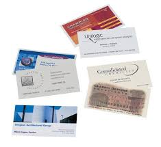 Avery Business Card Print To The Edge Color Laser Cards Staples Download
