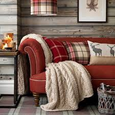 Cottage Sofas Colored Comfortable Living Room